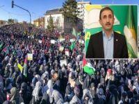 """Şehzade Demir: """"Kudüs sevdası siyasi emellere alet edilmemeli"""""""