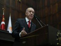 """Cumhurbaşkanı Erdoğan'dan Suriye rejimine """"Her yerde vururuz"""" resti"""