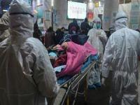 Çin'de bin 700 sağlık çalışanı virüs kaptı