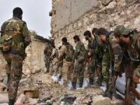Suriye rejimi Halep'in tamamına yakınını ele geçirdi