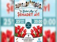 """Diyarbakır'da """"Şehitler Gecesi"""" etkinliği düzenlenecek"""