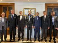 """Erbakan: """"İran'ın geleceği Türkiye, Türkiye'nin geleceği de İran'dır"""""""