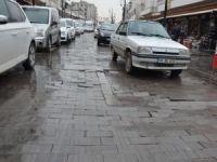 Diyarbakırlı vatandaşlar: Melik Ahmet Caddesinin bu hali tarihi Sur ilçemize yakışmıyor
