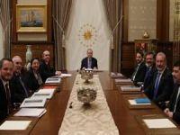 Türkiye Varlık Fonu Yönetim Kurulu Cumhurbaşkanı Erdoğan başkanlığında toplandı