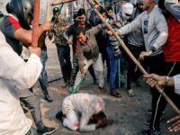 Hindistan'daki olaylarda ölü sayısı 34'e yükseldi