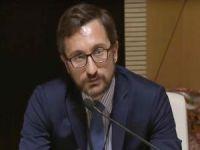 """""""Türkiye operasyonlarında uluslararası hukuka uygun olarak hareket ediyor"""""""