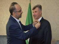 Kayapınar Beldesi Belediye Başkanı HÜDA PAR'a katıldı