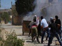 Şubat ayında Batı Şeria'daki 900 direniş eyleminde 41 işgalci yaralandı