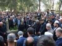 İçişleri Bakanı Soylu vefat eden Özdemir'in cenazesine katıldı