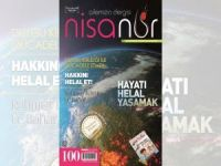 Nisanur Dergisi 100'üncü sayısına ulaştı