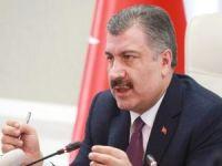 Bakan Koca: Türkiye'de corona virüs salgını olma ihtimali çok yüksek