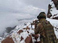 Irak kuzeyinde 11 PKK'lı öldürüldü