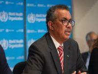 WHO Genel Direktörü Ghebreyesus, tehdit edildiğini söyledi