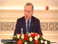 Cumhurbaşkanı Erdoğan: Sürecin ciddi ekonomik sonuçları çıkacaktır