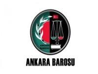 Ankara Barosu da cinsel sapkınlığa sahip çıktı