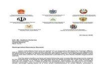 """8 ülkeden Guterres'e ortak mektup: """"Yaptırımlar kaldırılsın"""""""