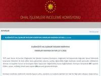 OHAL Komisyonu karar sayısı: 11 bin 200 kabul, 93 bin 900 ret