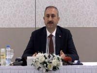 """Adalet Bakanı Gül: """"Cezaevinde görevli personel evine gönderilmeyecek"""""""