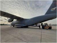 MSB: Sağlık malzemesini taşıyan uçak İspanya'nın Madrid kentine iniş yaptı