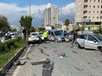 Hatay'da feci kaza: 5 ölü, 15 yaralı