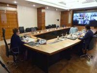 11. İstişare Kurulu toplantısı Coronavirus gündemiyle yapıldı