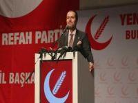 """Fatih Erbakan: """"Çiftçilerimiz ciddi şekilde desteklenmeli ve teşvik edilmelidir"""""""