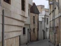 Gaziantep'in tarih kokan semtleri sessizliğe büründü