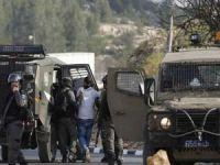 Ramallah'ta 2 Filistinli kaçırıldı