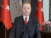 Cumhurbaşkanı Erdoğan, Şanlıurfa'nın kurtuluş yıl dönümünü kutladı