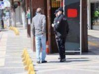 Malatya'da sokağa çıkma yasağını ihlal eden 206 kişiye ceza kesildi
