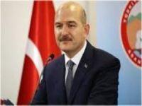 İçişleri Bakanı Süleyman Soylu, istifa ettiğini duyurdu