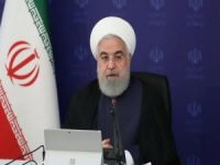 """Ruhani: """"Sağlık malzemeleri ile hastanelerde yatak sorunu yok"""""""