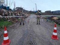 32 ilde 83 yerleşim yeri karantina altına alındı