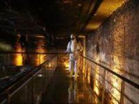 Dara Antik Kent dezenfekte edildi