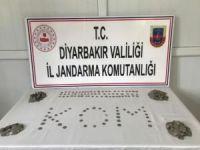 Diyarbakır'da tarihi eser operasyonu: 7 gözaltı