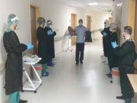 Mardin'de Coronavirus tedavisi gören 93 ve 63 yaşlarındaki iki hasta taburcu oldu