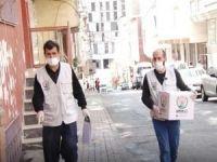 Avrupa Yetim Eli, Ramazan yardımlarına başladı