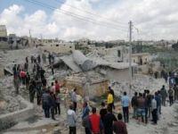 Halep'te tüp deposu patladı: 4 ölü 23 yaralı