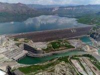 Ilısu Barajı'nda su seviyesi 119 metreye ulaştı