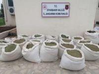 Diyarbakır'da PKK'ya ait 9 sığınak ve 420 kilogram esrar ele geçirildi