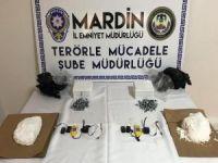 Yakalanan PKK'lının çantasından patlayıcı madde çıktı