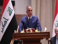 """Irak Başbakanı El-Kazımi: """"Türkiye ile her alanda ikili ilişkileri geliştirmek istiyoruz"""""""