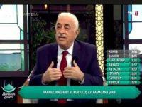 Emekli Vaiz Mustafa Akgül: İstanbul Sözleşmesini iptal edin, zinayı suç sayın!
