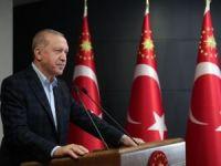"""Cumhurbaşkanı Erdoğan: """"4 gün sokağa çıkma sınırlandırılması uygulanacak"""""""