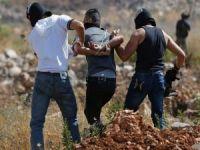 Siyonist işgal rejimi Kudüs'te 13 Filistinliyi kaçırdı