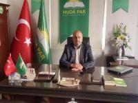"""HÜDA PAR Mardin İl Başkanı Çevik: """"Çiftçilerin elektrik sorunları çözülmelidir"""""""