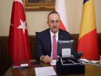 """Bakan Çavuşoğlu: """"80 ülkeye tıbbi malzeme yardımında bulunduk"""""""