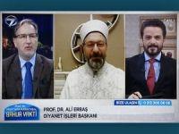 Diyanet İşleri Başkanı Ali Erbaş: 12 Haziran'da camilerin açılması planlanıyor
