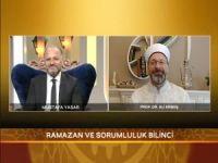 """Diyanet İşleri Başkanı Erbaş: """"İslam, bütün insanlığın kurtuluşunu amaçlar"""""""