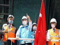 Ulaştırma ve Altyapı Bakanı Karaismailoğlu Filyosta incelemelerde bulundu